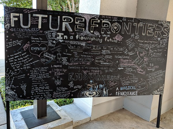 Future Frontiers 2019