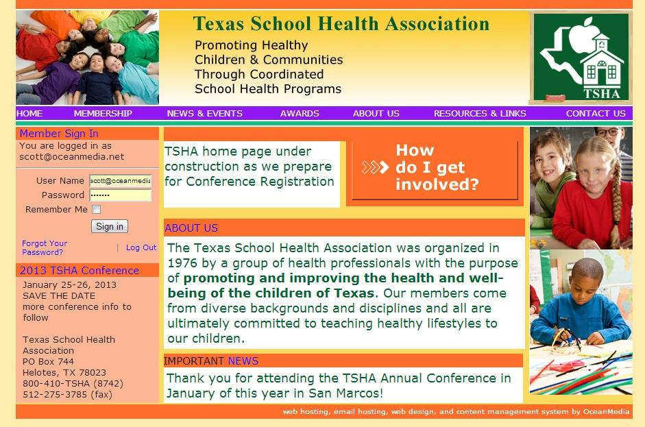 Texas School Health Association