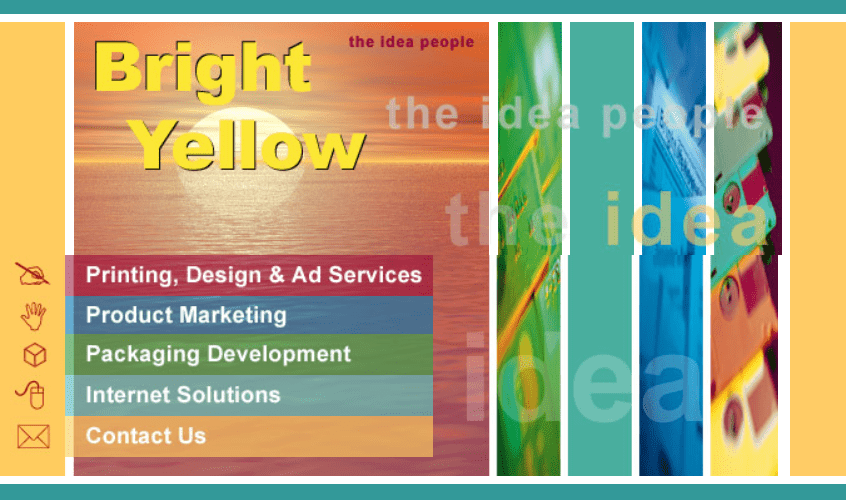 Bright Yellow Marketing