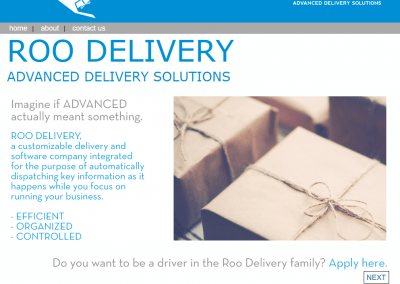 Delivery Logistics