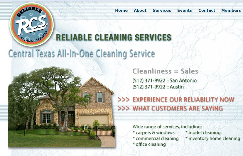 Texas Cleaning Service