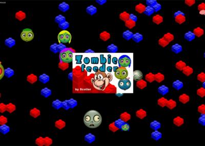 Python Game – Zombie Feeder