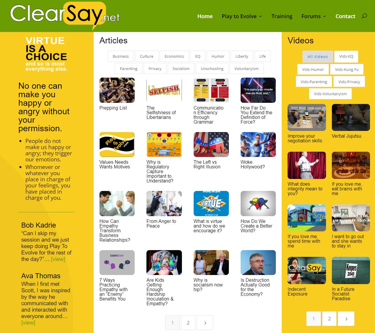 ClearSay.net